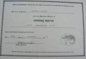 prefix cert